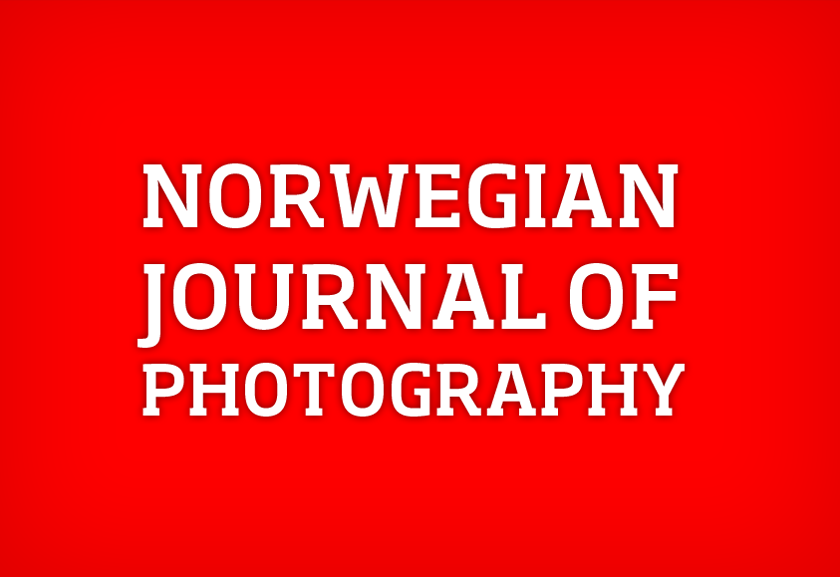 Norwegian Journal of Photography