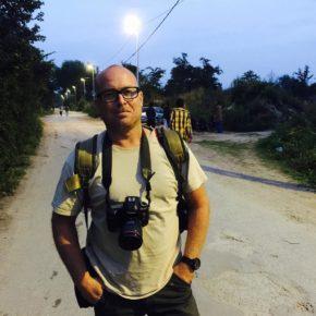 Prisdryss til tidligere NJP-fotograf Tomm W. Christiansen